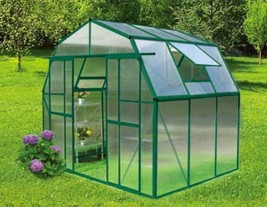 Grow N Up 6' x 8' Hobby Greenhouse Kit - Free Shipping - $821.69