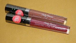 Sally Hansen/ Lot of 2 Diamond 12 hour Lip Treatment in Princess and In ... - $12.38