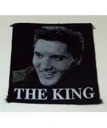 Elvis The King Sew On Patch - $4.99