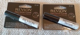 2 Pack Revlon Lash Glue Lash Adhesive, Precision Clear New in Package. F... - $12.19