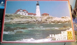 Puzzle Lighthouse - $6.00