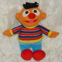 Sesame Street Ernie Stuffed Plush Muppet Doll Lovey Mattel Fisher Price ... - $12.00