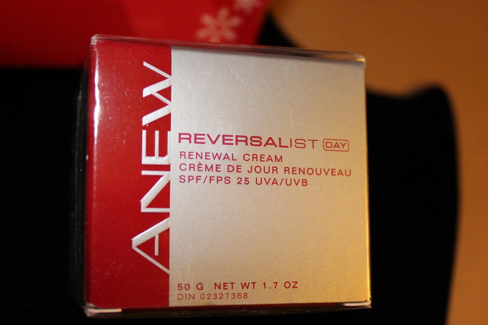 Anew reversalist day cream