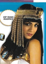 CLEOPATRA ASP BEADED HEADBAND - $25.00