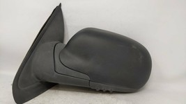 2003-2009 Gmc Envoy Driver Left Side View Power Door Mirror Black 63560 - $111.68
