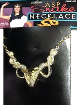 CLEOPATRA ASP NECKLACE - $7.50
