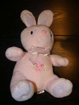 Carter's Just One Year Pink Bunny Rabbit Musica... - $34.64