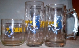 Navy Glasses - $8.50