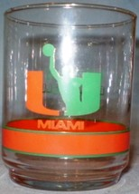 University of Miami Glass by Getty - $4.00