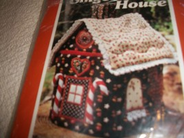 Gingerbread House Pattern  - $10.00