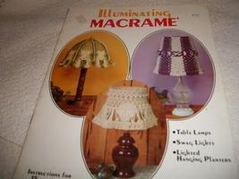 Illuminating Macrame' - $15.00