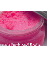 cotton candy bath and body sugar body scrub - $10.00