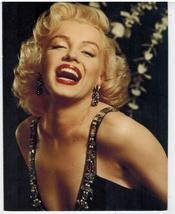 Marilyn Monroe Head CSF Vintage 11X14 Color Movie Memorabilia Photo - $13.95