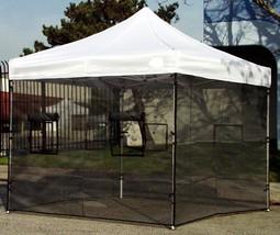 Impact Canopies Food Mesh Wall Canopy Kit - $149.00