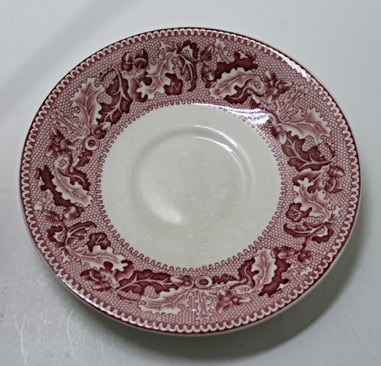Johnson Brothers Historic America Pink and 50 similar items