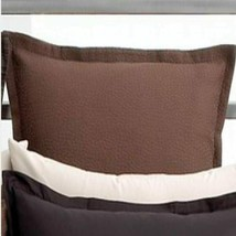 NWT Hotel Collection Skylight Textured Decorative Square Egyptian Cotton... - $48.95