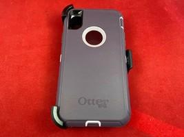 Otterbox Defender iPhone X/XS Screenless Edition Purple Nebulae - $19.00