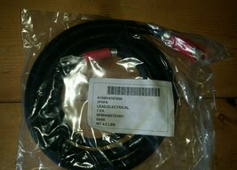 """Military 0 Awg 80"""" Red Alternator - Battery Cable Charge Wire Upgrade Pr... - $19.95"""
