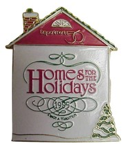 Dept 56 Christmas House Collector Pin - $13.00