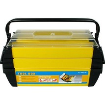 """Stalwart 75-3082A 18"""" Cantilever 2 Tray Tool Box - $42.20"""