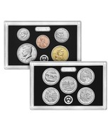 2 2017-S US Mint 225TH Anniversary Uncirculated ENHANCED 10 Coin Set In ... - $81.17