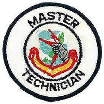 Air Force Strategic Command Sac Master Technician Patch - $13.53