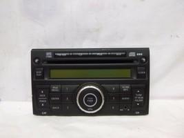 11 12 13 14 Nissan Rogue Radio Cd Mp3 Face Plate 28185-1VK1A CY26G SB7617 - $14.26