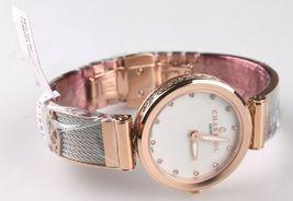 Charriol Women's Forever Diamond Dial Stainless Steel Quartz Watch FE32102005 image 6