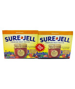 Sure Jell Premium Fruit Pectin Dry Powder, Original, 1.75 oz Box (Pack O... - $16.79