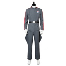 Star Wars Costume Imperial 181st Tie Fighter Cosplay Wing Pilot Officer ... - $76.96
