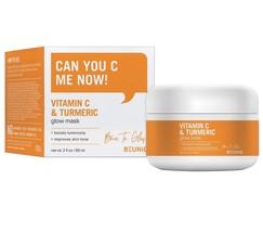 BeUniq Vitamin C and Turmeric Glow Mask 2oz / 60ml - $21.85