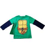 New TEENAGE MUTANT NINJA TURTLES Boy Costume Lo... - £10.89 GBP