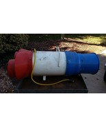 Coppus vano 250 Confined Space manhole tank Ventilation ducted fan axial... - $1,286.01
