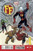FF Vol.2 Lot (Marvel/Fantastic Four/2012) - $23.15