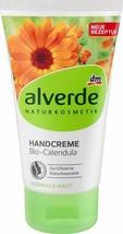 Alverde Organic Calendula Hand Cream 75 ml. - $5.31