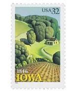 1996 32c Iowa Statehood Scott 3088 Mint F/VF NH - €1,09 EUR