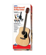 Guitar Starter Pack/Steel Strung Acoustic/Includes Tuner/By Alfred Music - $179.99
