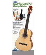 Guitar Starter Pack/Classical Guitar Nylon Strings/Includes Tuner/By Alf... - $179.99