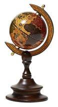 Zoffoli Antique Map Revolving Desk Globe on Stand & Zoffoli Pen & Pencil... - €23,72 EUR