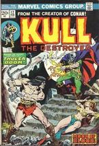 (CB-50) 1973 Marvel Comic Book: Kull the Destroyer #12 - $10.00