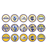 "NFL San Diego Chargers #2 1"" Bottle Cap Image S... - $2.00"