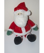"Gund Santa Stuffed Plush Doll 15"" 44293 - $19.95"