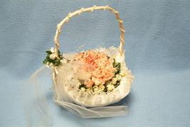 Victorian Style Flower Girl Basket Brand New - $40.00