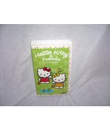 Hello Kitty & Friends LET'S BE FRIENDS VHS Video VOLUME 4 From 2004 - $7.96