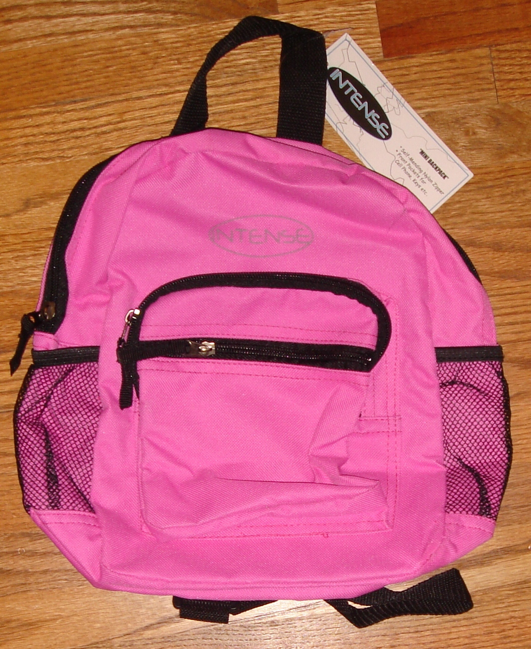 Primary image for Mini Backpack by Intense ~ Pink ~ NWT