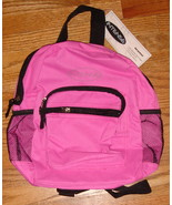 Mini Backpack by Intense ~ Pink ~ NWT - $16.00