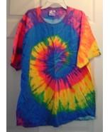 Tie Dye T- Shirt Unisex Size XL New # four - $14.95