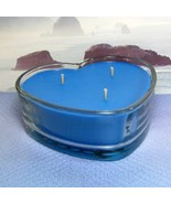 Ocean Mist PURE SOY Heart Container Candle - $12.50