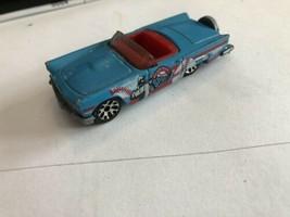 RARE 1988 Matchbox 1957 Ford Thunderbird Convertible - Hero City Sports ... - $6.68