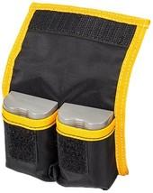 LensCoat 4-Battery Pouch camera battery holder for DSLR Black lenscoat - $18.25